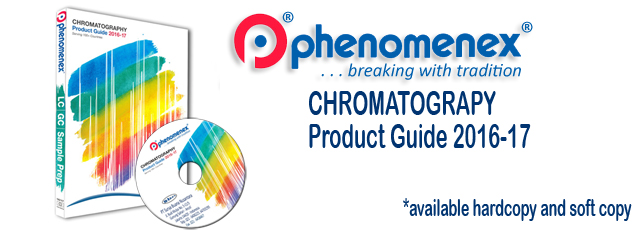 Phenomenex Product Guide 2016-17